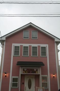 グラスガーデンの建物